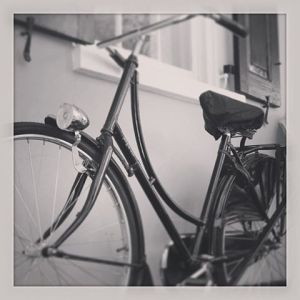 bicycle / Photo by Amy Watson Smith