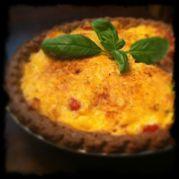 Edisto Tomato Pie