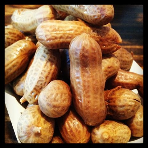 Boiled peanuts, South Carolina, southern