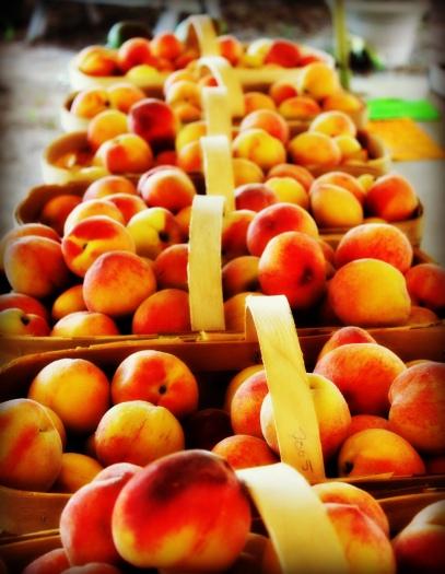 SC peaches
