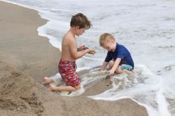 Seaside play