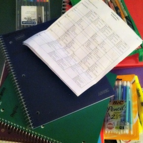 A Guilty Pleasure: School SupplyShopping